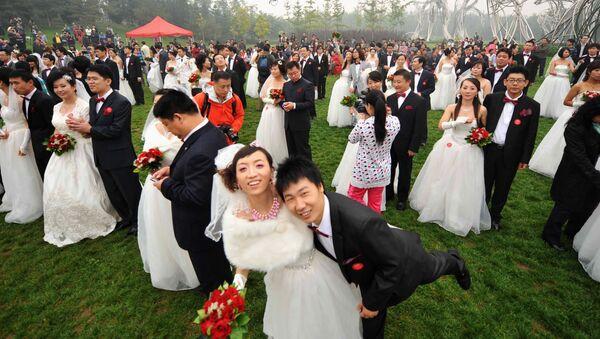 Đám cưới ở Trung Quốc - Sputnik Việt Nam