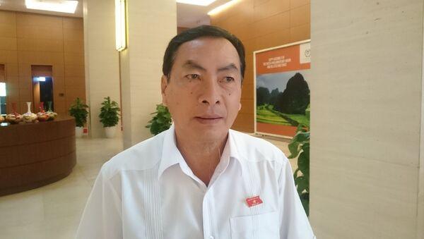 Đại biểu Phạm Văn Hòa - Sputnik Việt Nam