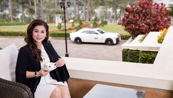 CEO Lê Hoàng Diệp Thảo - Sputnik Việt Nam