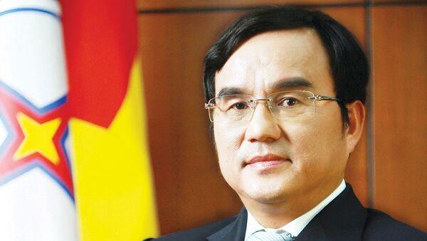 Chủ tịch EVN Dương Quang Thành - Sputnik Việt Nam