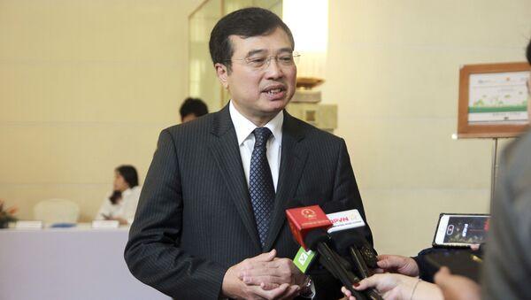 Thứ trưởng Bộ Công thương Hoàng Quốc Vượng - Sputnik Việt Nam