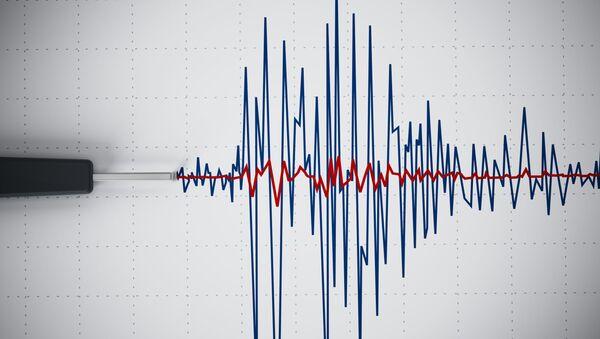 động đất  - Sputnik Việt Nam