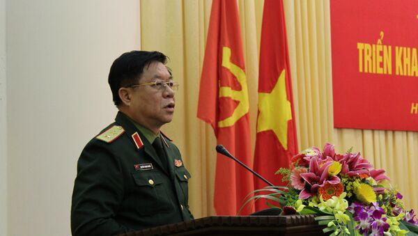 Tướng Nguyễn Trọng Nghĩa - Sputnik Việt Nam