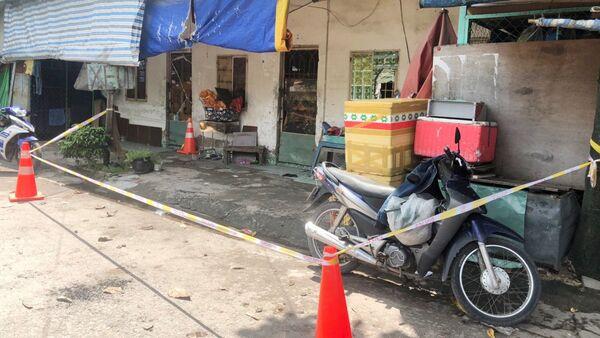 Công an phong toả căn phòng phát hiện 3 người chết - Sputnik Việt Nam