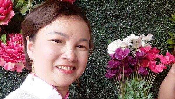 Bà Trần Thị Hiền, mẹ nữ sinh giao gà bị sát hại - Sputnik Việt Nam