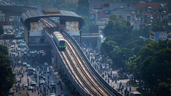 đường sắt trên cao Cát Linh - Hà Đông - Sputnik Việt Nam