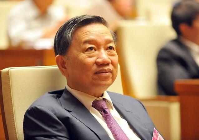 Đại tướng Tô Lâm, Ủy viên Bộ Chính trị, Bộ trưởng Bộ Công an