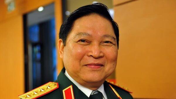 Bộ trưởng Bộ Quốc phòng Ngô Xuân Lịch  - Sputnik Việt Nam