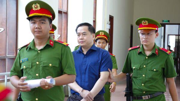 Bị cáo Phan Văn Anh Vũ (Vũ nhôm) - Sputnik Việt Nam