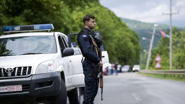 Cảnh sát Kosovo - Sputnik Việt Nam