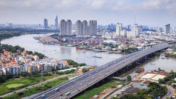 Thành phố Hồ Chí Minh - Sputnik Việt Nam