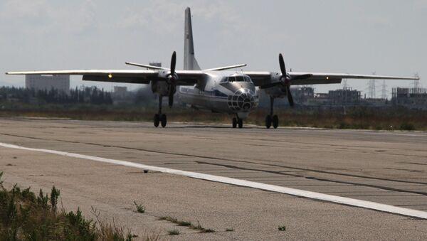 Máy bay quân sự An-32  - Sputnik Việt Nam