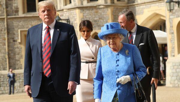 Сhuyến thăm của Trump tới London - Sputnik Việt Nam
