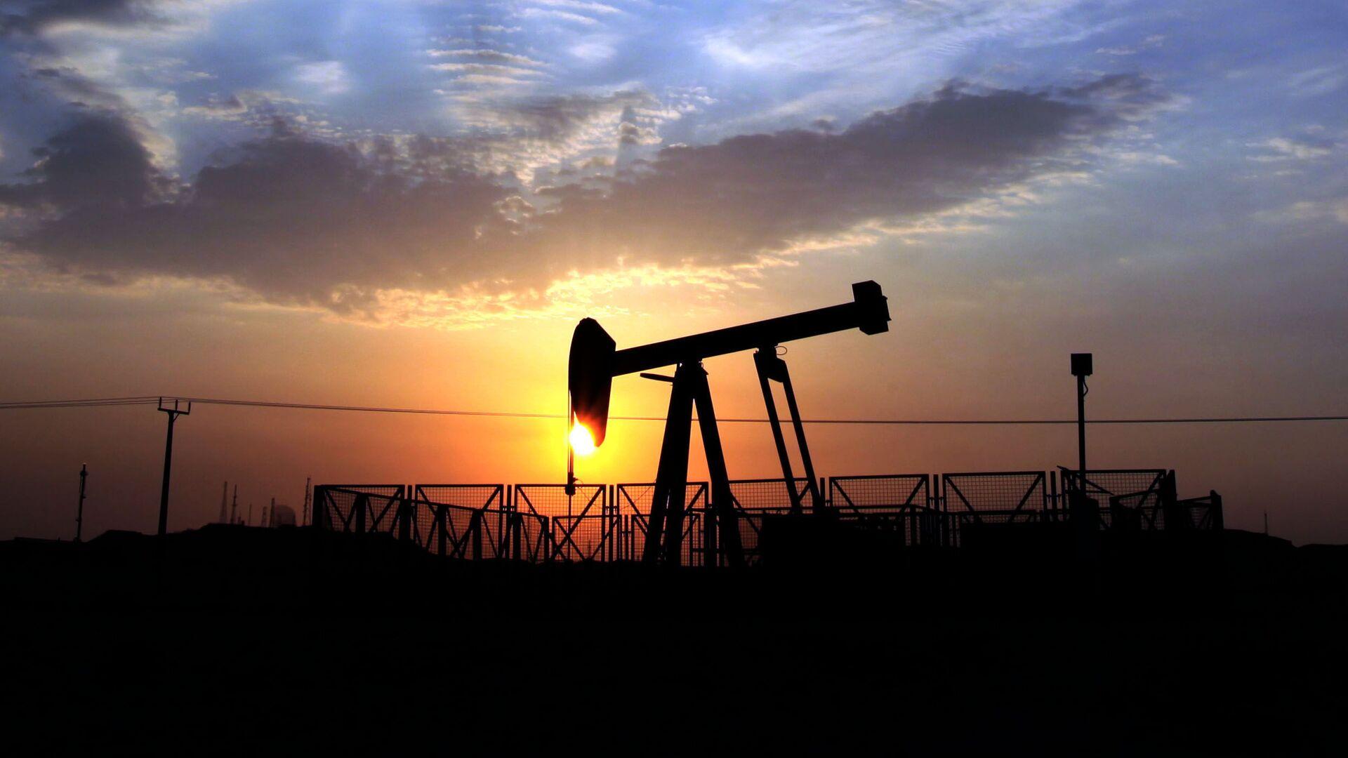 Công ty khai thác dầu mỏ ở Bahrain - Sputnik Việt Nam, 1920, 13.10.2021