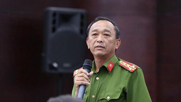 Đại tá Trần Mưu – Phó Giám đốc Công an TP Đà Nẵng - Sputnik Việt Nam