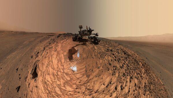 Curiosity - Bộ máy tự hành của NASA trên sao Hỏa - Sputnik Việt Nam