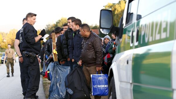 Người tị nạn tại Đức - Sputnik Việt Nam