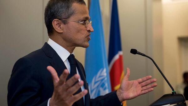 Đại sứ Singapore tại LHQ Burhan Gafoor - Sputnik Việt Nam