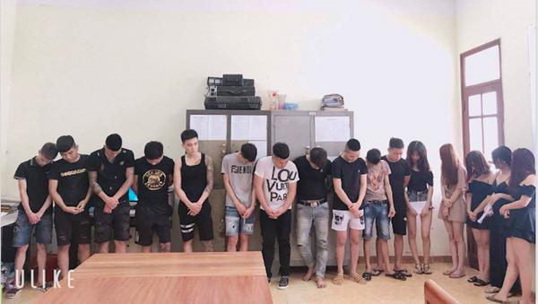 Các đối tượng bay lắc trong quán karaoke bị bắt giữ - Sputnik Việt Nam