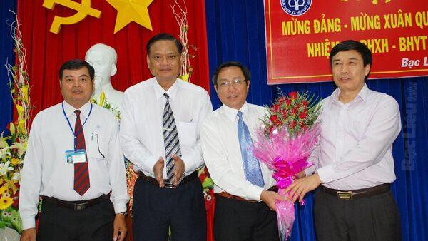 Cựu Thứ trưởng Bộ LĐ-TB&XH Lê Bạch Hồng - Sputnik Việt Nam
