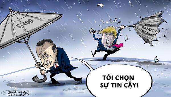 Erdogan chọn sự chắc chắn  - Sputnik Việt Nam