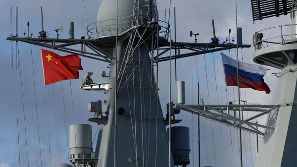 Tập trận Trung-Nga - Sputnik Việt Nam