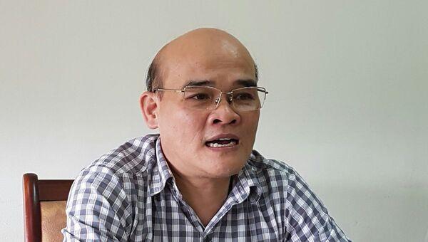 TS Vũ Huy Quang, Vụ trưởng Vụ Pháp chế (Bộ Y tế) - Sputnik Việt Nam
