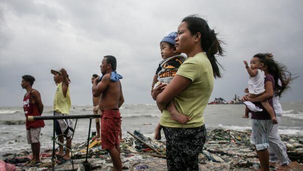 Ảnh Tuần tra ven biển của nhiếp ảnh gia Philippines Basilio Sepe -  chung kết trong đề cử Tin chính, ảnh đơn của Cuộc thi phóng viên ảnh năm 2019  mang tên Andrei Stenin - Sputnik Việt Nam
