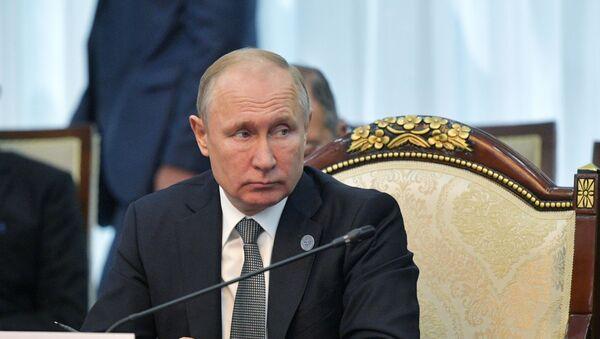 Vladimir Putin - Sputnik Việt Nam