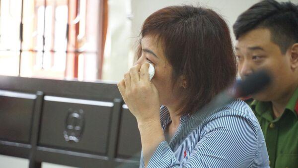 Bà Nguyễn Thị Nga, nữ tài xế BMW gây tai nạn ở Hàng Xanh - Sputnik Việt Nam