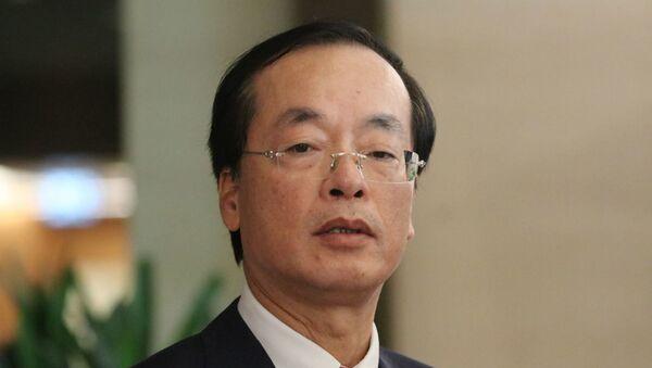 Bộ trưởng Bộ Xây dựng Phạm Hồng Hà - Sputnik Việt Nam