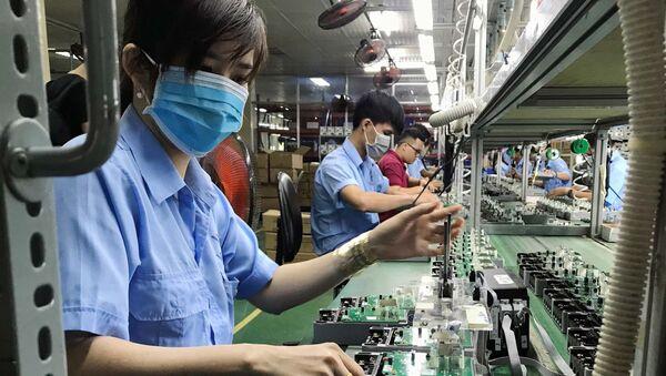 FDI vào Việt Nam - Sputnik Việt Nam