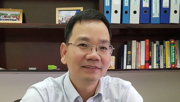 Ông Huỳnh Thế Du  - Sputnik Việt Nam