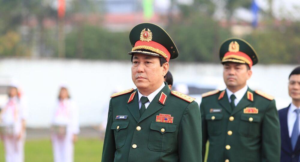 Đại tướng Lương Cường, Bí thư Trung ương Đảng, Chủ nhiệm Tổng cục Chính trị QĐND Việt Nam