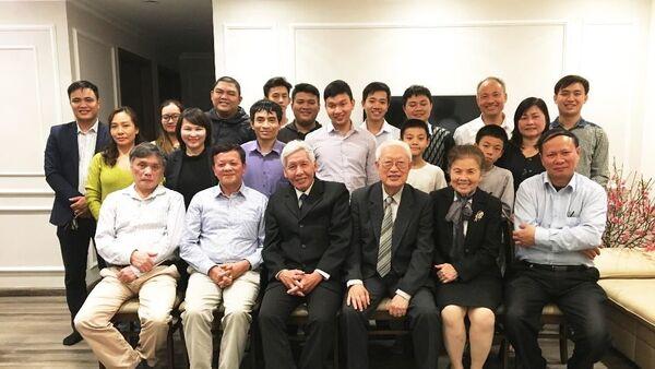 Tập thể của Viện Công nghệ VinIT tại Hà Nội - Sputnik Việt Nam
