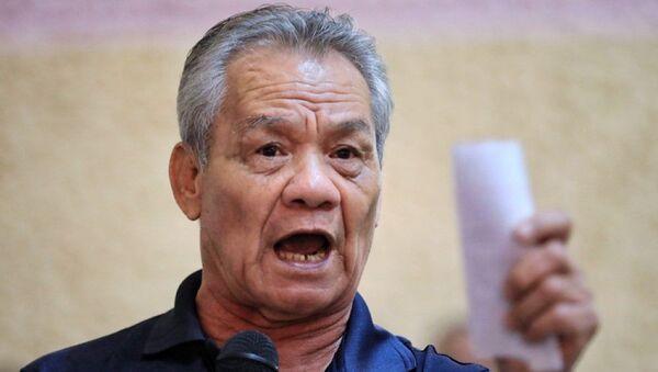 Cử tri nói về các sai phạm tại dự án Khu đô thị Thủ Thiêm.  - Sputnik Việt Nam