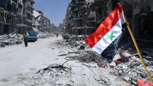 Syria - Sputnik Việt Nam