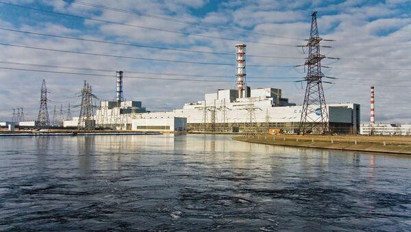 Nhà máy điện hạt nhân Smolensk  - Sputnik Việt Nam