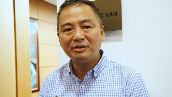 ĐBQH Nguyễn Lân Hiếu - Sputnik Việt Nam