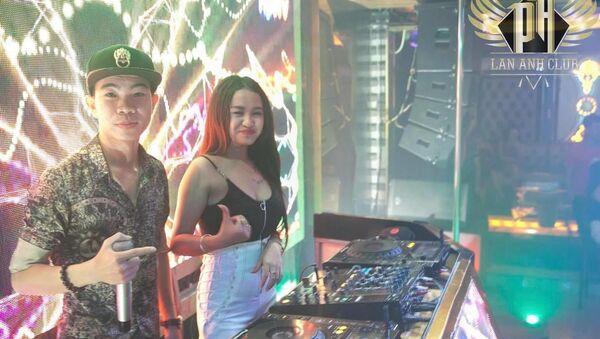 Trang khi còn làm DJ - Sputnik Việt Nam