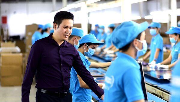 CEO Asanzo Phạm Văn Tam - Sputnik Việt Nam