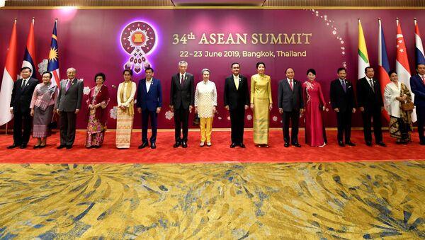 Lãnh đạo ASEAN - Sputnik Việt Nam