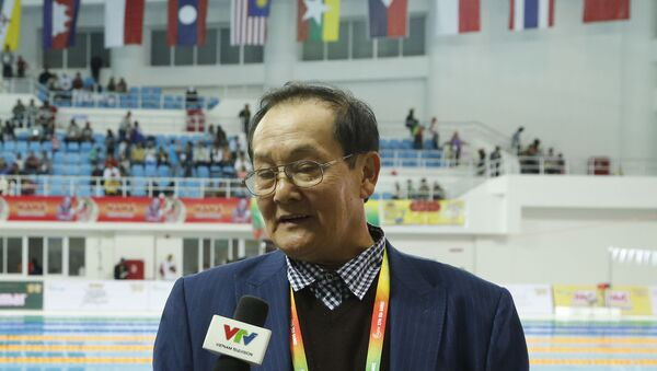 Ông Hoàng Vĩnh Giang khẳng định Việt Nam có nhiều cao thủ có thể đánh bại cao thủ Flores - Sputnik Việt Nam