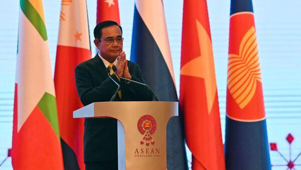 Prayuth Chan Ocha - Sputnik Việt Nam