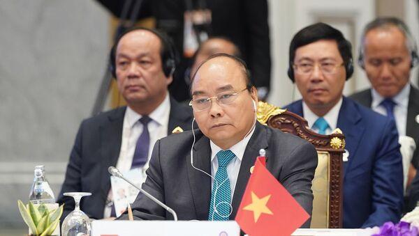 Thủ tướng Nguyễn Xuân Phúc dự Phiên họp toàn thể Hội nghị Cấp cao ASEAN lần thứ 34. - Sputnik Việt Nam