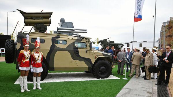 Hệ thống tên lửa chống tăng Cornet-EM - Sputnik Việt Nam