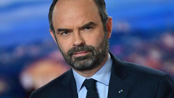 Edouard Philippe - Sputnik Việt Nam