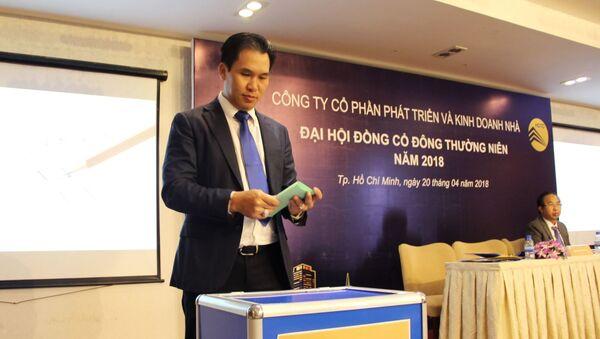 Ông Đinh Trường Chinh - Sputnik Việt Nam