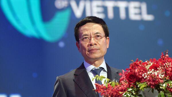 Ông Nguyễn Mạnh Hùng - Sputnik Việt Nam
