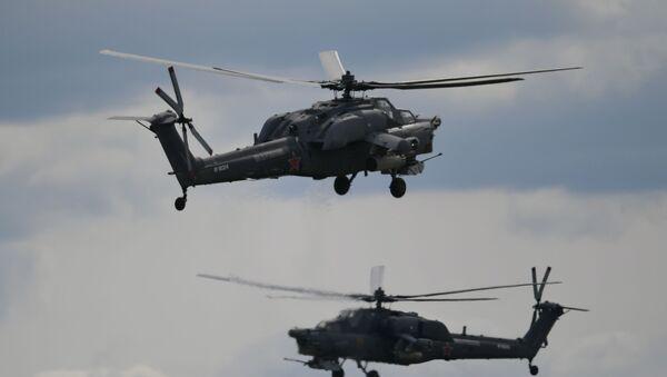 Mi-28N - Sputnik Việt Nam